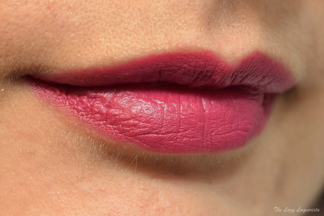 Howl Cosmetics Lipstick swatch