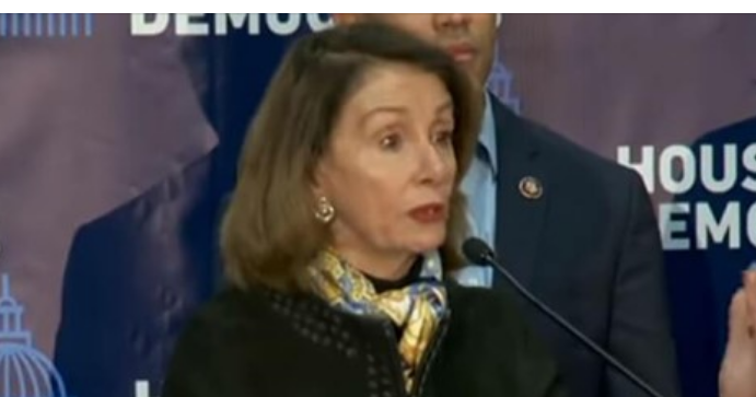Pelosi Aids And Abets Undocumented Immigrants On How To Avoid Authorities