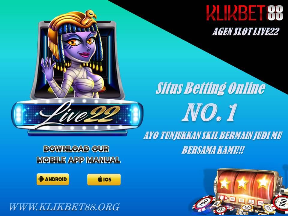 Daftar Live22 Casino Agen Casino Live22