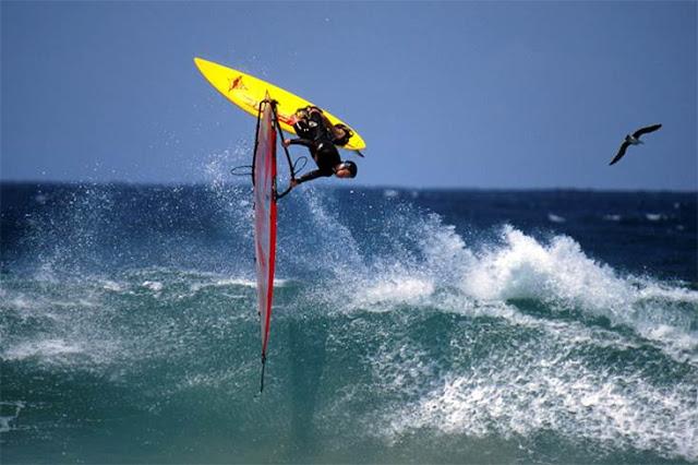 windsurf - Comunidad de Windsurfing está de luto por fallecimiento del Británico  Danny Seales,quien residió en Fuerteventura