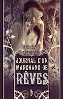 couverture du livre Journal d'un marchand de rêves de A. Hauchecorne