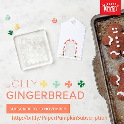 Subscribe by November 10th to get the November 2020 Paper Pumpkin Kit!