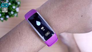 review smartband LYNWO M2S Pro Indonesia Banggood