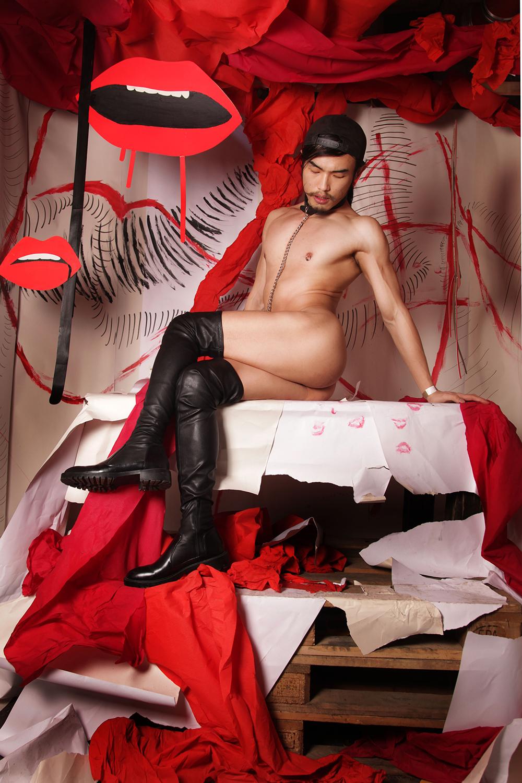 Pornstar sensual schlong pleasuring