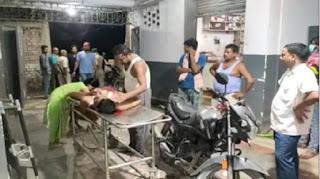 समस्तीपुर में बाइक सवार अपराधियों ने ठेकेदार को मारी 15 गोलियां, मौके पर ही मौत