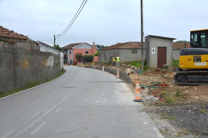 Montemor-o-Velho: Seixo de Gatões com obras de requalificação urbanística