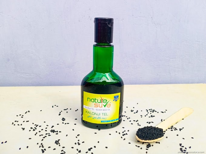 Nature Sure Kalonji Oil: Benefits and Best Uses.