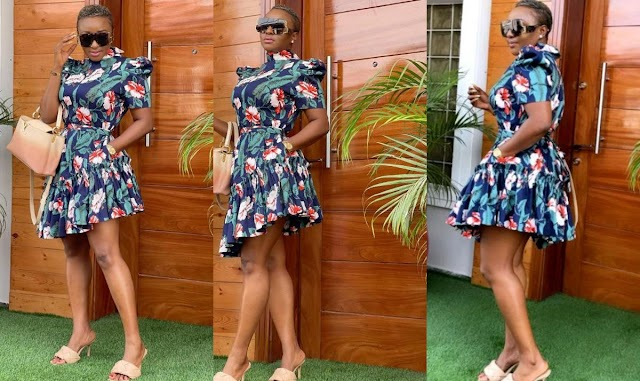 """2021 Will Be Great For Me And Yours"" – Ini Edo Says As She Reveals Exploits To Come"