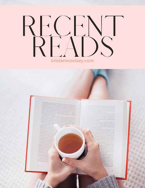 Recent Reads | 2020 Book Suggestions | Kristenwoolsey.com