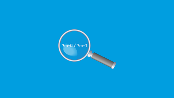 Cara Menghilangkan Akhiran URL ?m=0 dan ?m=1 di Blogger