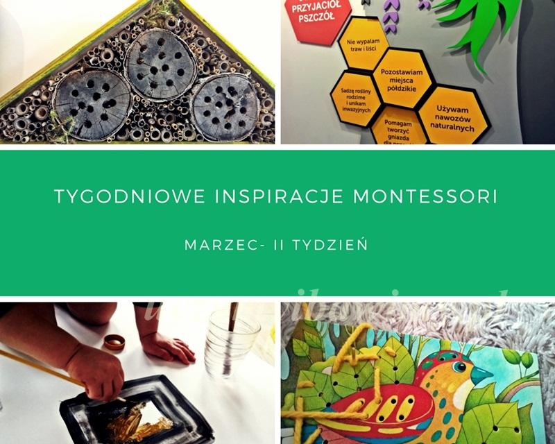 inspiracje - Montessori