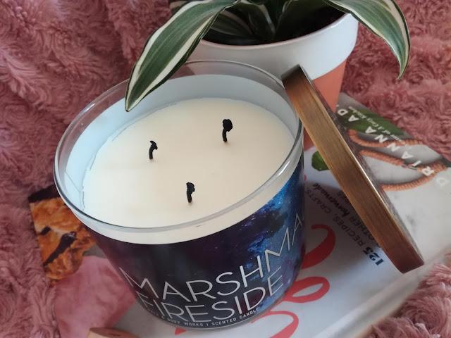 Marshmallow Fireside de Bath & Body Works