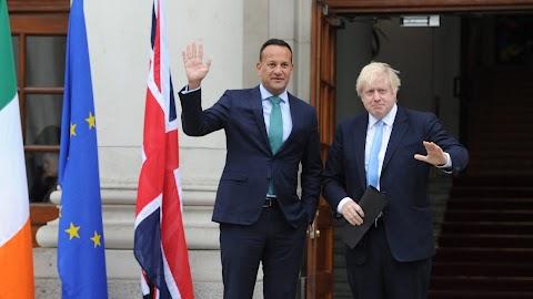 Brexit - Az ír kormányfővel tárgyal Boris Johnson csütörtökön