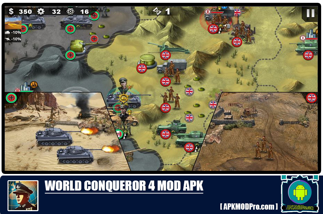 World Counqueror 4 MOD APK 1.2.38 [Unlimited Money, Free Shopping]