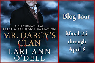 Blog Tour: Mr Darcy's Clan by Lari Ann O'Dell