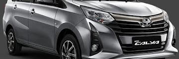 Mobil Keluarga , Mobil Toyota Calya Dengan Segala Fitur Canggih