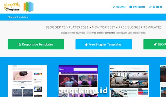 Gooyaabitemplates  -  Situs Rekomendasi Download Template Blogger Premium dan Gratis