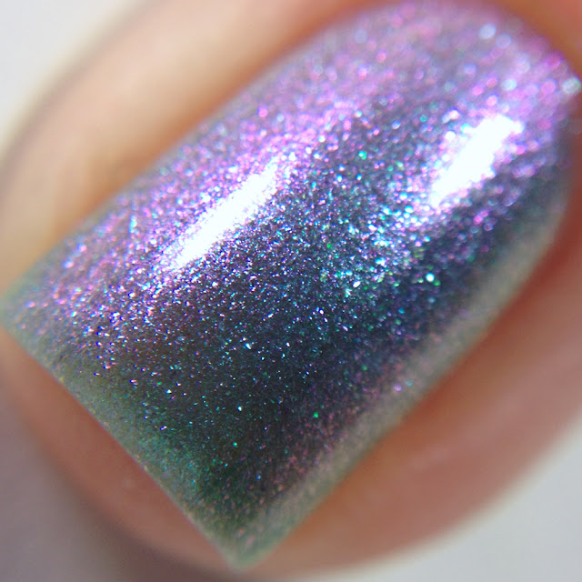 Lollipop Posse Lacquer-Play Parts of Tomorrow