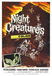 Watch Night Creatures Online Free 1962 Putlocker