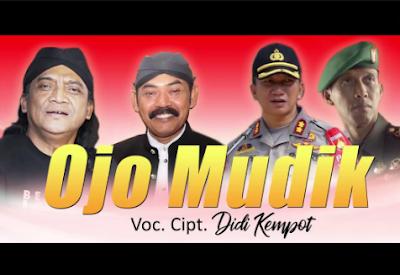 Lagu Single Terbaru Didi Kempot Ojo Mudik Mp3 Mp4 Terviral