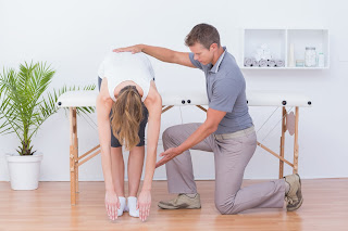 Estiramientos y movilidad columna vertebral