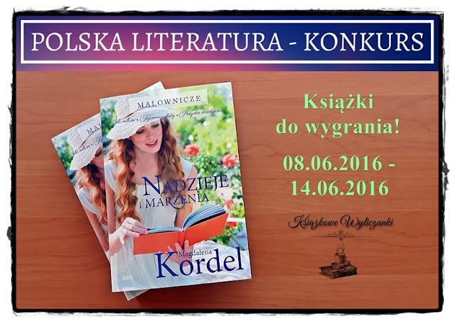 """KONKURS """"Nadzieje i marzenia"""" Magdalena Kordel"""