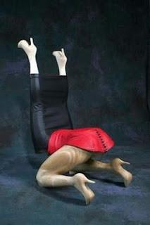 diseño de silla fetichista