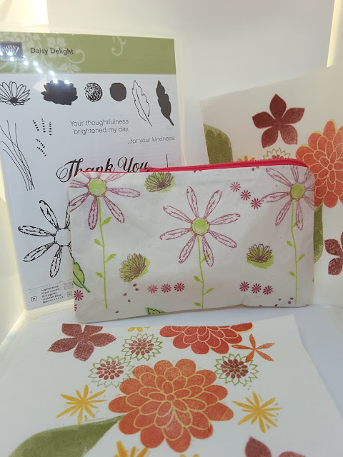 http://cardsboxesandbags.blogspot.co.uk/2017/06/stamping-on-fabric.html