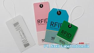 PT. Naxis Label Indonesia Kawasan BIC