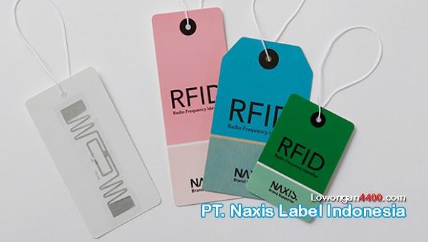 Lowongan Kerja PT. Naxis Label Indonesia Kawasan BIC Desember 2018