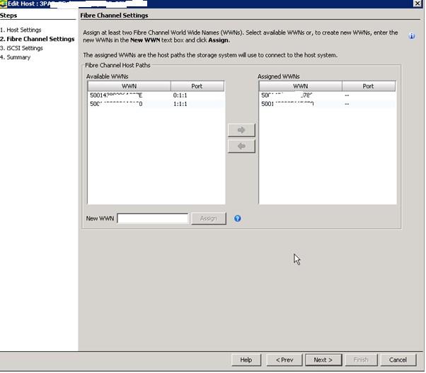 EMC- DELL-IBM - Server HBA Replacement