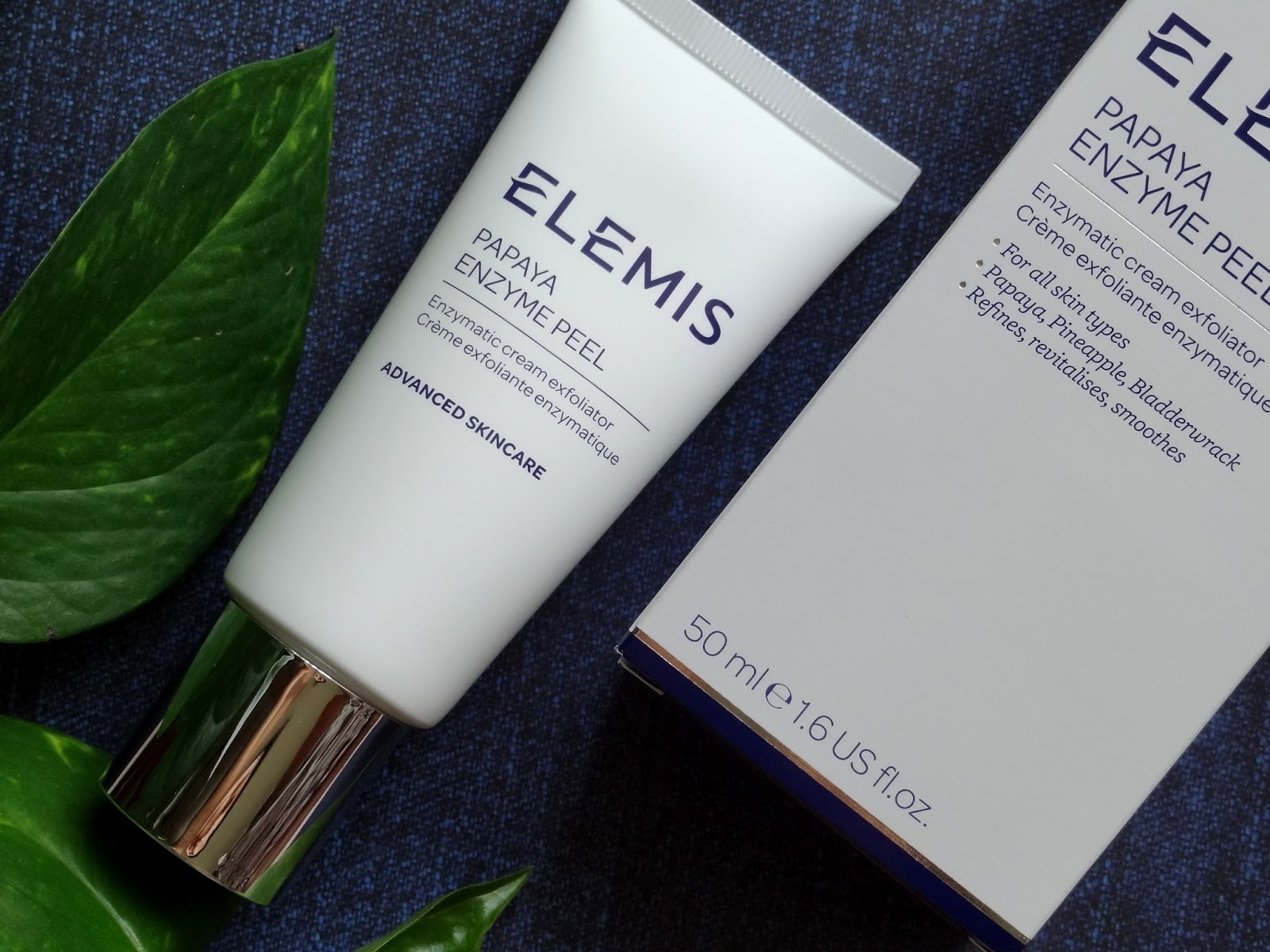 「Elemis Papaya Enzyme Peel 50ml」的圖片搜尋結果