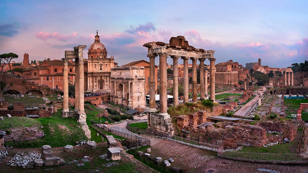 Римский форум (Форо Романо)