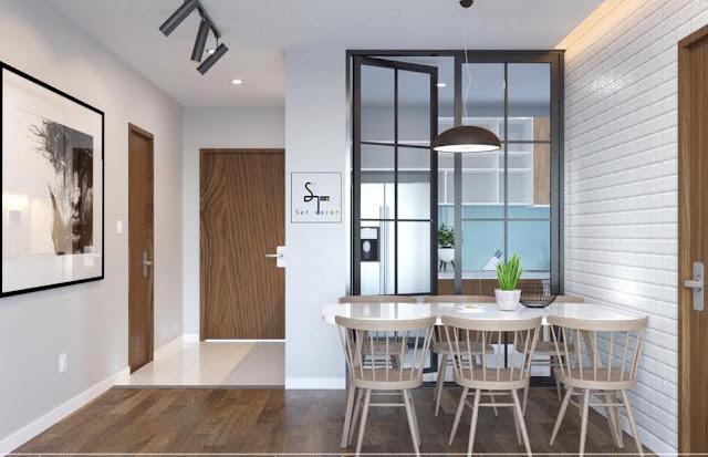 Thiết kế căn hộ tôi đã dựng xong nhưng nay cần bán lại Eco green city