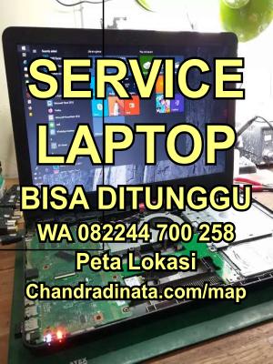 Service Laptop, Komputer, Tablet, HP, Bisa ditunggu