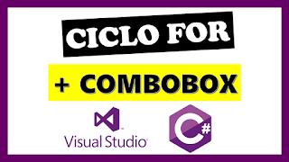 Ciclo for en C#