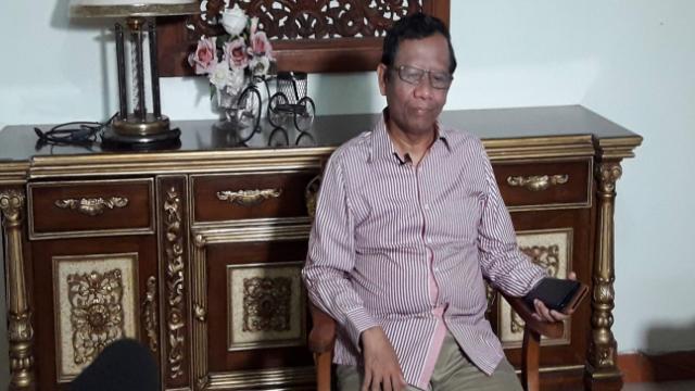 Demokrat: Mungkinkah Mahfud MD Dijerat Pasal yang Sama dengan Habib Rizieq?
