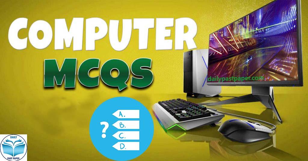 PPSC Lecturer Computer Science Past Paper MCQs