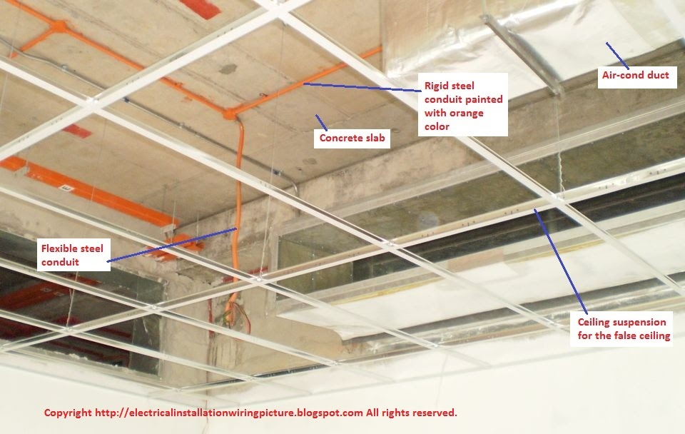 Electrical Installation Wiring Pictures Lighting Flexible