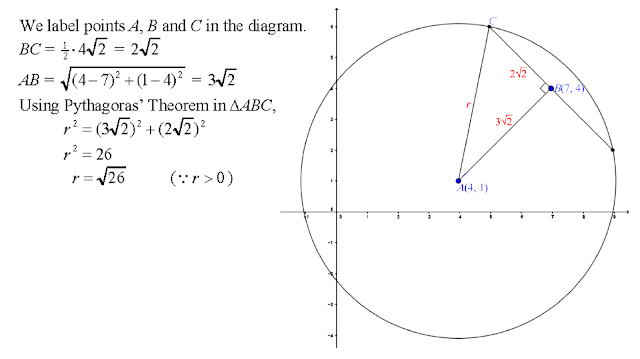 What Is The Equation Of The Perpendicular Bisector With Endpoints (-6,-2) And (6,4)?