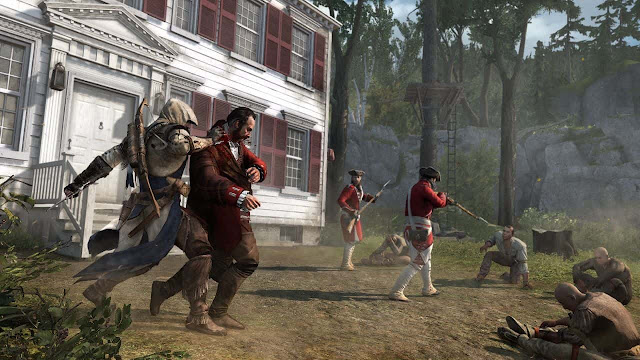 Assassin's Creed III Full PC Game Download - Torrent