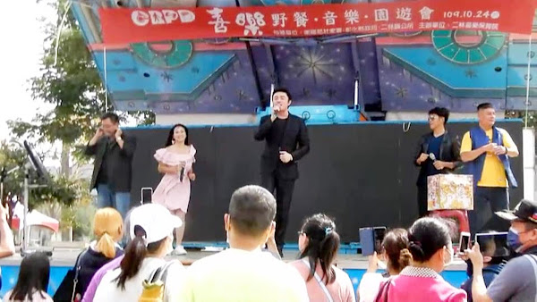 二林喜樂野餐音樂園遊會 為身障友營造共融平台