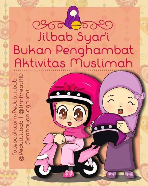 dp bbm peduli jilbab syar'i dwibcc
