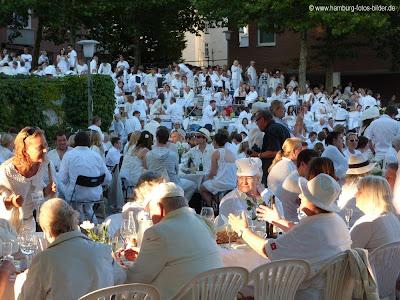 Dinner in Weiß - Hamburg 2012 - 6