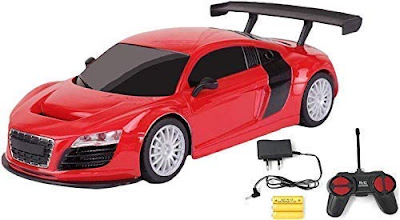 WireScorts Chargebal Racing Car for Kids with Remote Control