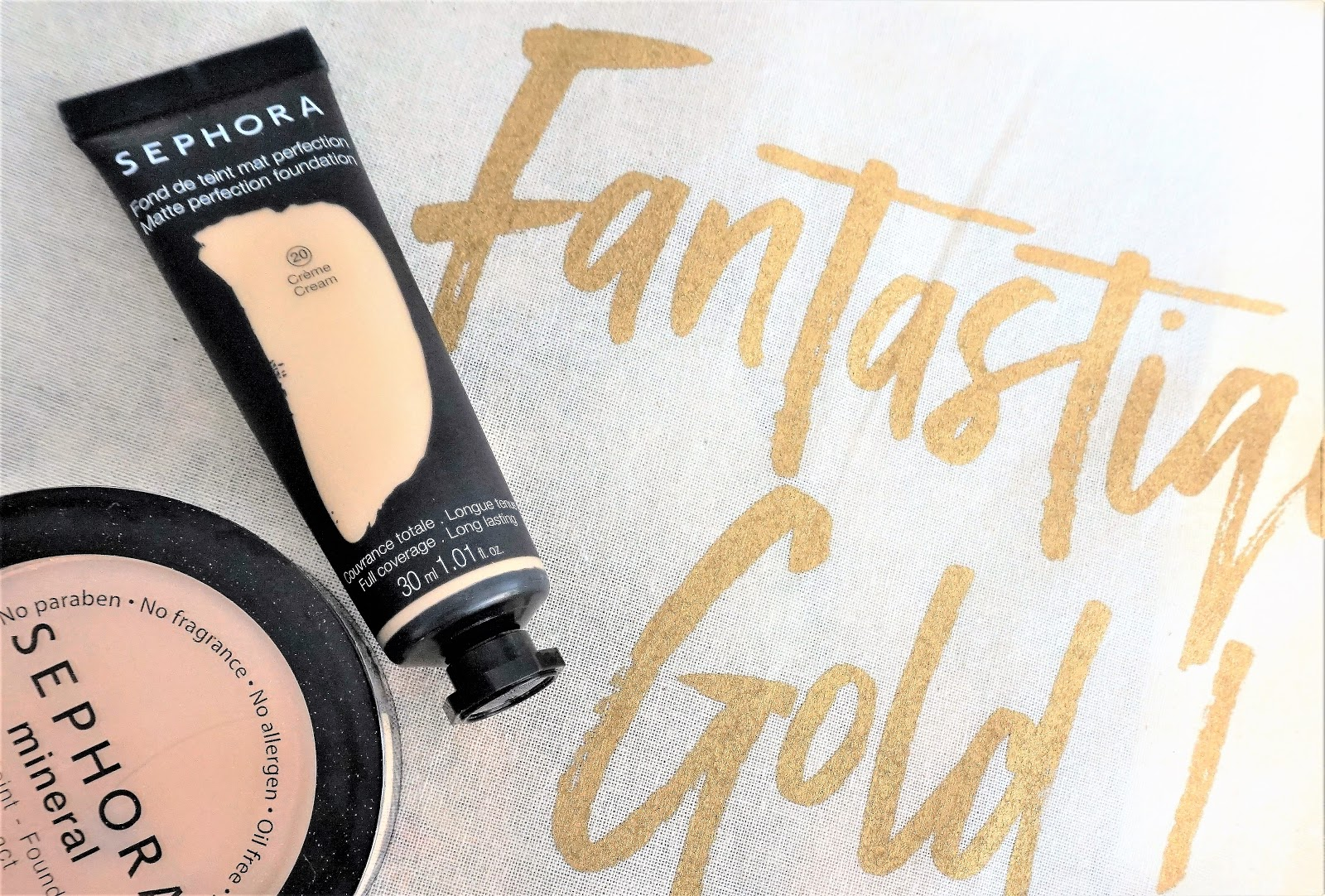 De Haul GoldForty Soirée Sephora Beauty Ma fgb7Yy6