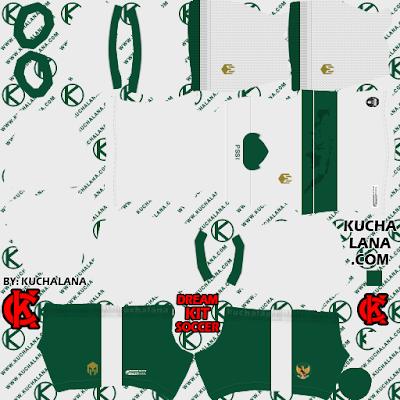 Indonesia 2020 Mills Sports Kit - DLS21 Kits