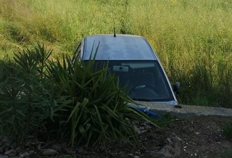 Αυτοκίνητο κάρφωσε σε μάντρα στο Κρανίδι Αργολίδας