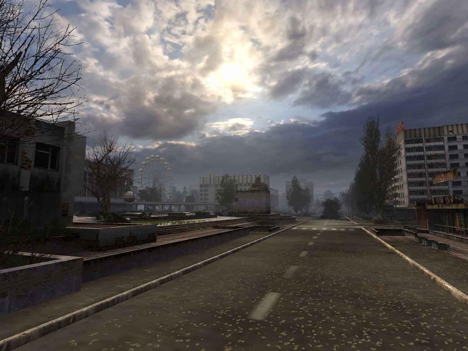De vacaciones a Chernobyl T01xE02 - Al Otro Lado con Luis Bermejo