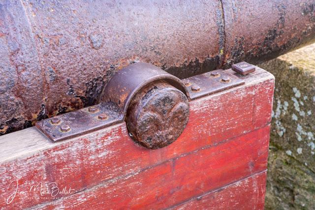 Canon de fer de 18 Mle 1778 fondu à Indret en 1786, n° 139